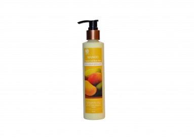 Body Lotion <br> Tropical Mango